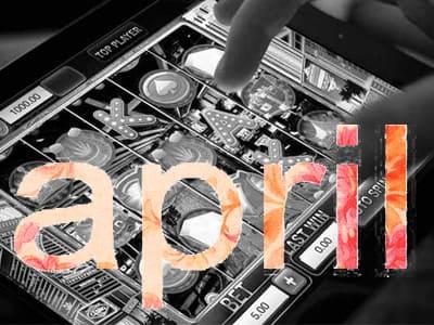 ТОП 5 игровых автоматов апреля