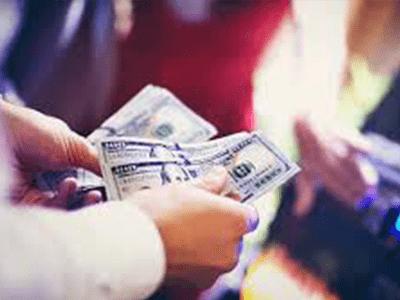Выплата денег казино